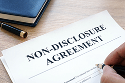 non-disclosure agreement for medical marijuana